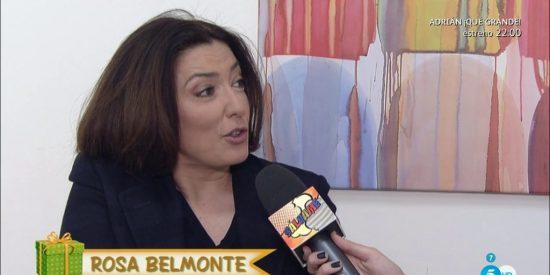 Rosa Belmonte, gran periodista de ABC y la gran riqueza del español, lo hispano, iberoamericano