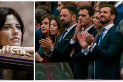 """Cristina Seguí deja al personal patidifuso con sus preferencias políticas: """"A Rivera le falta valentía y veo a Casado como el político más preparado"""""""