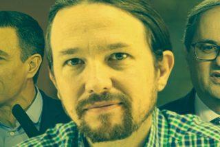 Pablo Iglesias hace pinza con los separatistas catalanes y aprieta las clavijas a Sánchez