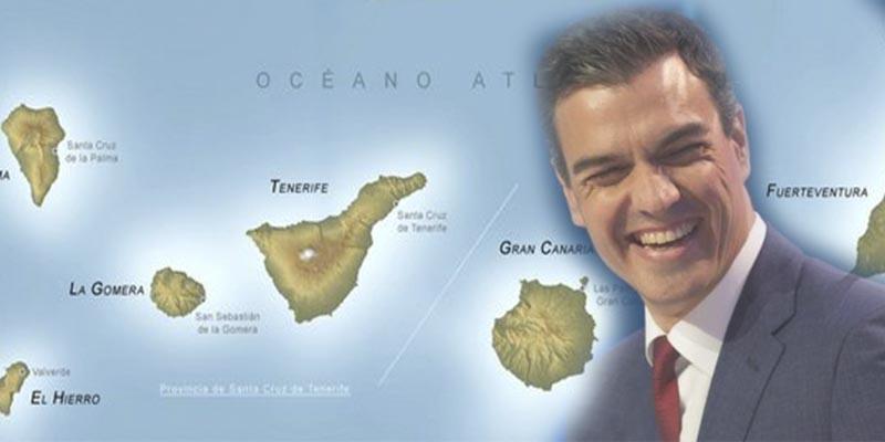 Coalición Canaria, PNC, Ciudadanos y Populares critican el 'subidón' de impuestos que Sánchez impondrá a los canarios en breve y que generarán una gran injusticia social en las islas