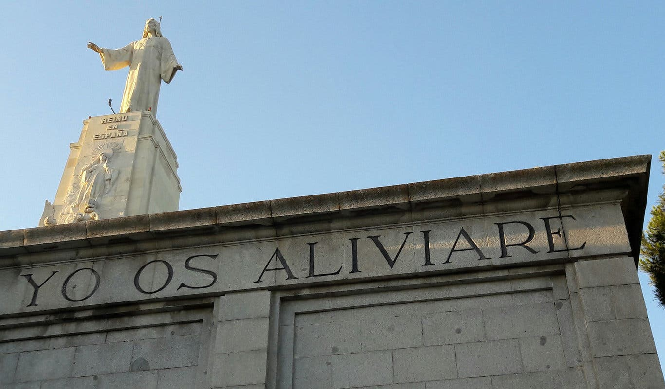 El Ayuntamiento de Boadilla instalará un monumento al Sagrado Corazón