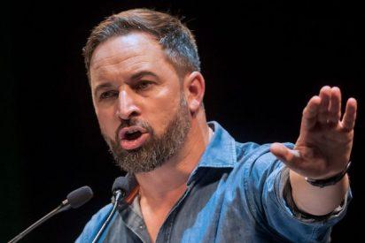 Santi Abascal (VOX) manda un fulminante recado a 'Revilla el de las anchoas', 'Teruel Existe' y otros parroquianos...