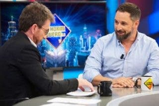 Los 12 'momentazos' de El Hormiguero en el 2019: De Santiago Abascal a Harrison Ford