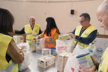 Reportaje PD / Lo que nadie cuenta del Banco de Alimentos: toneladas de ayuda para inmigrantes venezolanos víctimas del chavismo