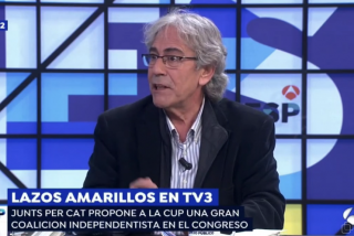 """Toni Bolaño da un dato desolador sobre lo que puede pasar el 10-N en Cataluña: """"La burguesía votará a la CUP"""""""