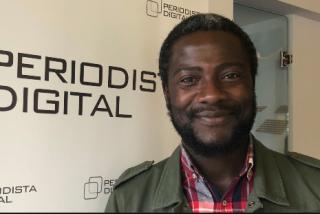 """¡Con un par! El mensaje de Bertrand Ndongo, el 'negro de VOX', a la prensa progre: """"Sois la vergüenza de esta profesión"""""""
