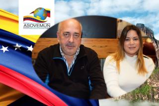 """Venezolanos que ayudan a otros inmigrantes a no pasar hambre en España: """"No le negamos una bolsa de alimentos a nadie... ¡ayudamos hasta a los rumanos!"""""""