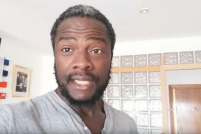 Bertrand Ndongo, el 'negro de VOX', detona contra los que defienden el multiculturalismo: