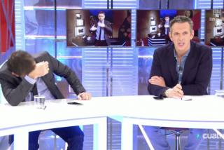 Troleo a Monedero en TV por su penoso rap: