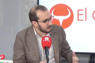 """Luca Costantini: """"El umbral de superviviencia de Podemos estaba en 35 escaños, los necesarios para forzar un referéndum constitucional"""""""