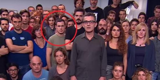 """TVE ficha en el independentismo: el nuevo profesor de OT calificó el referéndum ilegal del 1-O como """"hecho democrático"""""""