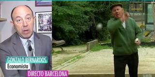 El Quilombo / Bernardos advierte del apocalipsis de las pensiones: