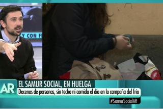 El Quilombo / El caradura de Ramón Espinar elogia a la Iglesia por acoger a los venezolanos que huyen de la dictadura que financia a Podemos