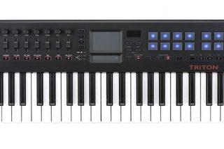 Si buscas un teclado controlador USB te recomendamos el Korg Triton TAKTILE-TR49