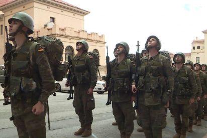 Muere a los 24 años el soldado Javier Holgado, en unas pruebas físicas del Ejército en Gerona