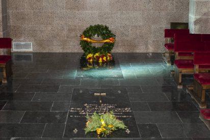 El Gobierno tiene encerrados bajo llave los restos de Franco