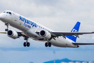 Air Europa en el top 10 de las aerolíneas de red más puntuales de Europa en 2019