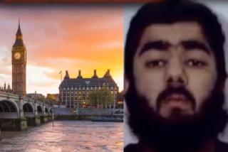 Ciudadanos valientes placan al terrorista islámico del Puente de Londres y la policía lo acribilla