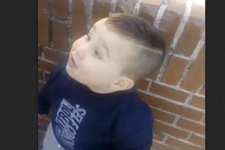 Vídeo viral: El 'niño de VOX' que arrasa en las redes