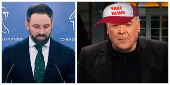 """El Quilombo / Las redes explotan de rabia ante otra burda manipulación de Ferreras: """"VOX dice que habrá cartillas de racionamiento"""""""