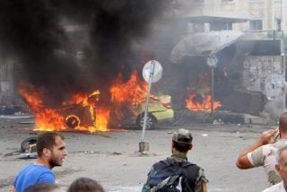 Varios muertos y heridos en un ataque terrorista en Siria