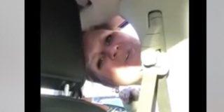 Vídeo viral: La inquietante forma de esta madre de manifestar su furia la convirtió en meme