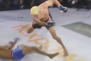 Vídeo viral: Los mejores nocauts de la MMA de octubre 2019
