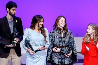 Xavier Ros-Otón, el matemático que se puso lazo indepe para saludar a la Princesa Leonor, recibe premios españoles pero tributa en Suiza