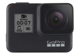 Si buscas una GoPro de máxima calidad, laHERO7Black es altamente recomendable