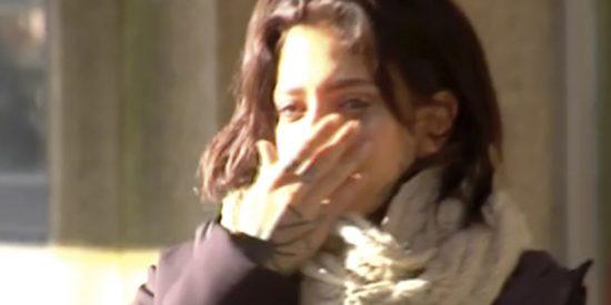 """Esta es la frase en el juicio de Diana que ha hecho llorar a Valeria Quer: """"Al Chicle le gustan delgadas y morenas"""""""