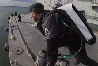 El vídeo que demuestra que ya hay soldados que vuelan…