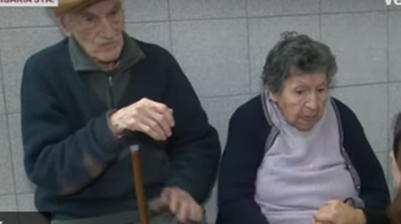 Fallece el abuelo que había sido abandonado por su propio hijo en un bar