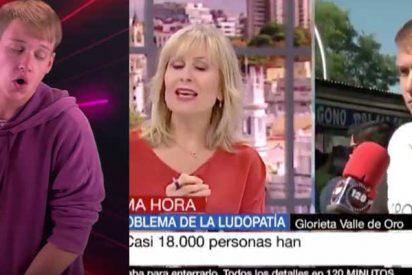 Una trama mediática cuela a militantes de Podemos en programas de TV como ciudadanos de a pie para colocar consignas políticas