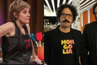 La izquierda está envalentonada con el pacto: Anabel Alonso y los 'mongoles' de Ferreras insultan a Tertsch y Herrera