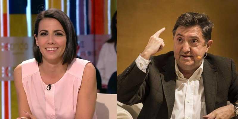 """Ana Pastor confiesa sentir """"asco"""" por las palabras de Losantos sobre Ana Blanco y las redes destapan su feminismo impostado"""