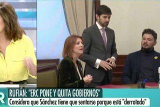 """El brutal enfado de Ana Rosa por la incompetencia de los políticos: """"¡No somos idiotas! ¿Dónde está la responsabilidad de los partidos?"""""""