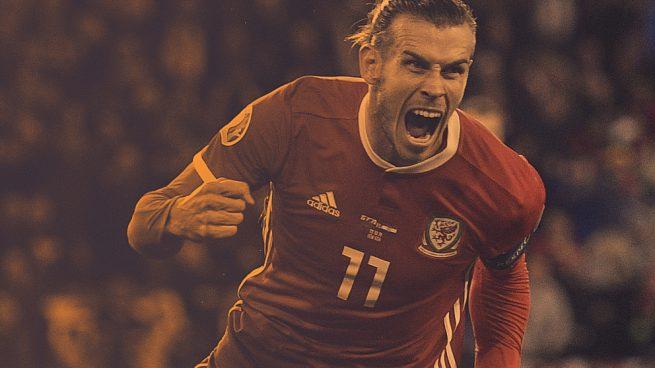 Bale desafía al Real Madrid jugando con Gales