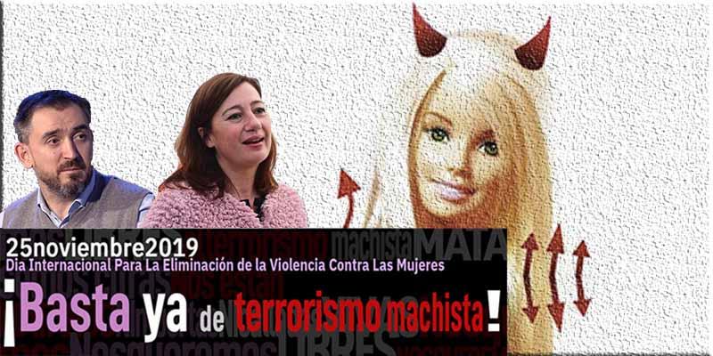 Vergüenza: el gobierno balear se echa en brazos de Barbijaputa para educar a los niños como violentos radicales de izquierdas