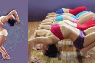 """El secreto para adelgazar está en el """"bowspring"""" yoga ¿A qué esperas?"""
