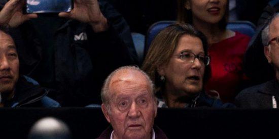 Máxima preocupación en Casa Real: la brecha en la frente de Don Juan Carlos oculta algo peor