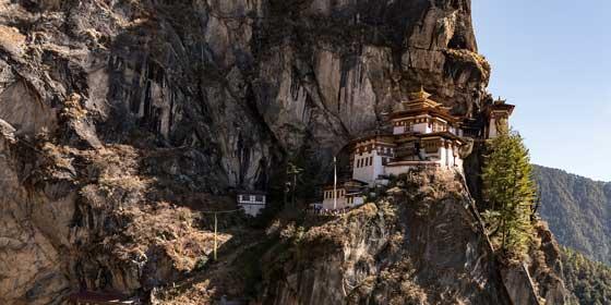 Bután, el mejor destino del 2020, según Lonely Planet