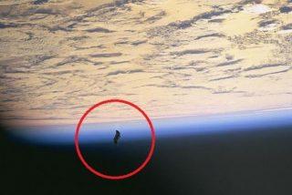 Así es la supuesta nave espacial que vigila la Tierra desde hace milenios