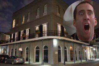 ¿Sabías que Nicolas Cage ha malvendido su mansión encantada aterrorizado por varios fantasmas y apariciones sobrenaturales?