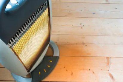 calefactores eléctricos de bajo consumo