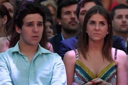 Amores que matan: ¿Han roto su relación el feroz Froilán y la bellaMar Torres ?