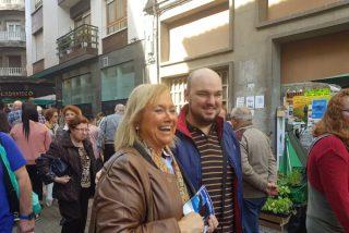La sorprendente foto con la que Fran, ganador de 'Pasapalabra, entra en campaña y 'machaca' a la izquierda