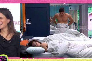 '¡Mátame Camión!': El auténtico drama de Adara bajo las sábanas de Gianmarco