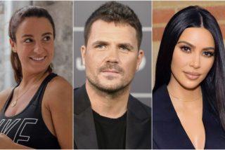 Kim Kardashian, Marta Pombo, Dani Martín y más famosos que mostraron sus imperfecciones físicas en Instagram