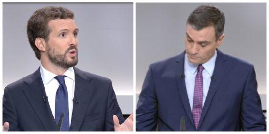 """Casado zarandea a Pedro Sánchez por su 'coqueteo' con las dictaduras de Venezuela y Cuba: """"Jamás estaremos con un régimen que ha asesinado a 7.000 personas"""""""