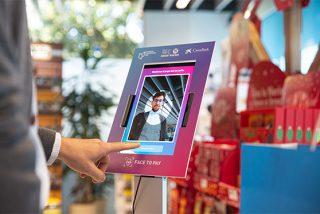 Llega la primera tienda de alimentación en la que se paga por reconocimiento facial